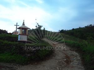 Way to Panchalikulam