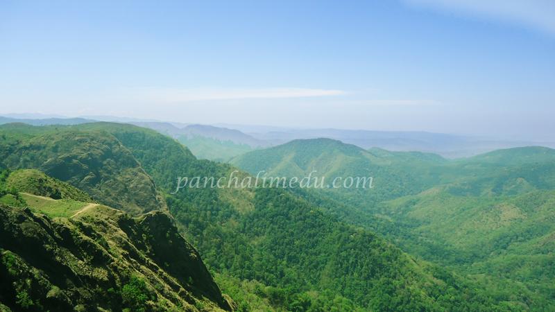 parunthupara view