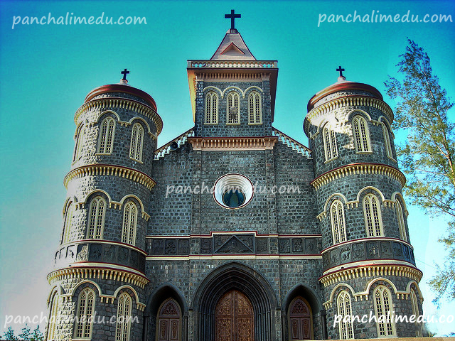 Pattumala Matha Church Peerumedu