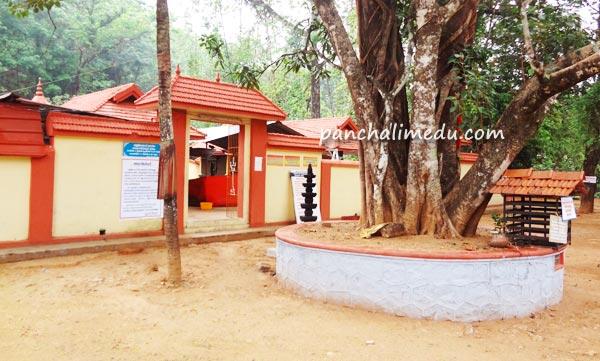 Valliyamkavu Devi Temple